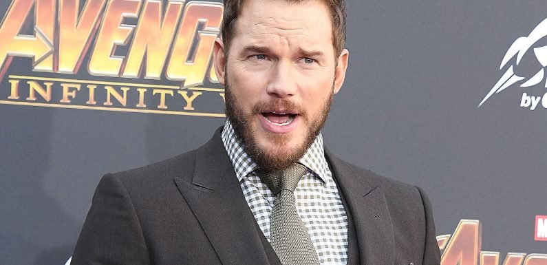 Chris Pratt blabbed about 'Avengers: Infinity War' spoilers