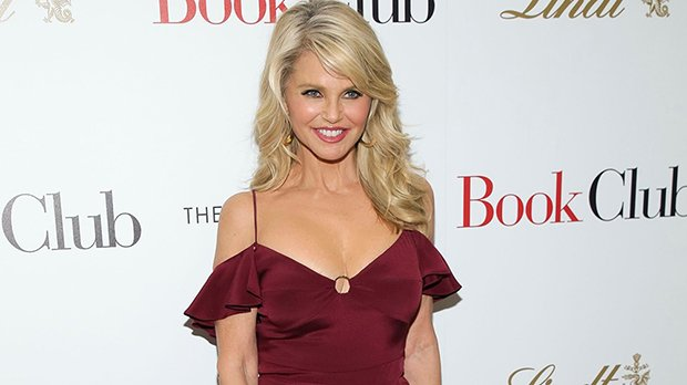 Christie Brinkley, 64, Is A Blonde Goddess With Mile Long Legs In Slit Dress — Pics