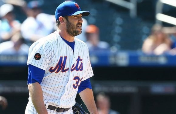 Cincinnati Reds Acquire Matt Harvey From The New York Mets