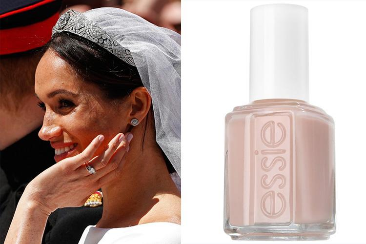 Meghan Markle Wore This 163 7 99 Nail Varnish To Her Wedding
