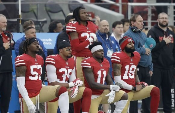 'Some' Big-Name NFL Players Won't Go Back To Work Until Colin Kaepernick, Eric Reid Have Jobs, Says Shaun King