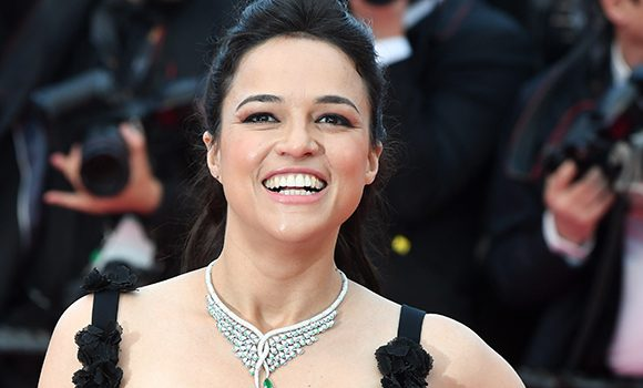 21 Cuties Killing It In Corsets On The Red Carpet: See Michelle Rodriquez & More In Incredible Dresses