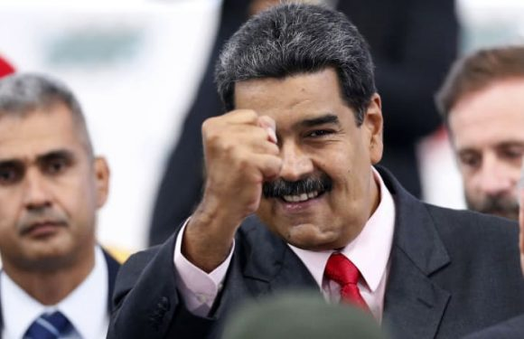 Maduro swift to crack down days after Venezuela election 'victory'