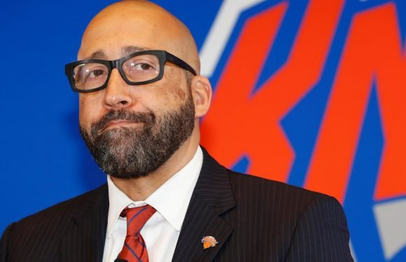 David Fizdale must get on New York's good side — and quick