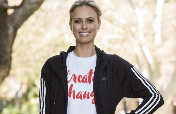 Today's Sylvia Jeffreys to take on City2Surf for a good cause