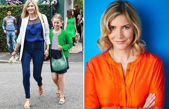 EastEnders' Lisa Faulkner opens up about adoption joy after years of failed IVF and tragic miscarriages