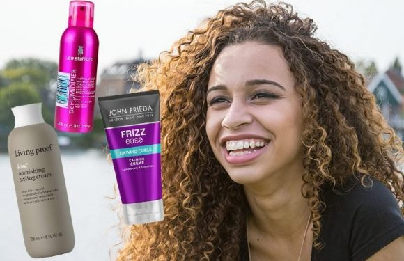 Brit women worry most about frizzy hair… but here's how you can tame it