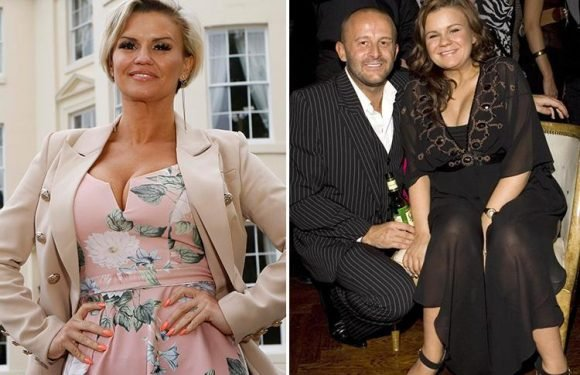 Kerry Katona claims she only married her mum's 'drug dealer' Mark Croft so she could 'get free drugs'