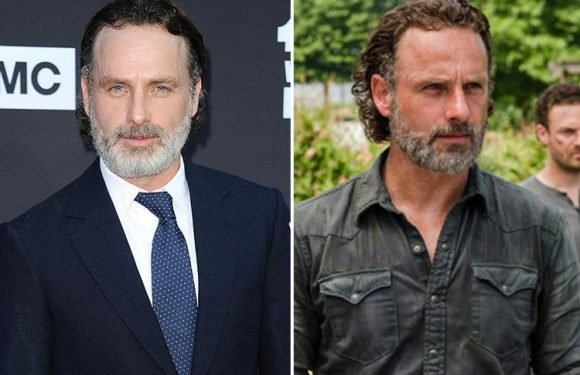 Walking Dead fans in for a HUGE shock as Andrew Lincoln is leaving and will only appear in six episodes of season nine