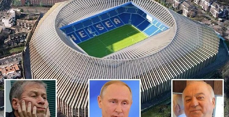 Roman Abramovich WON'T apply for new UK visa and scraps new £1bn Chelsea stadium after Russian spy poisoning row