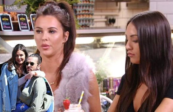 Towie's Shelby Tribble admits she worries about her relationship with Pete Wicks now he's quit the show