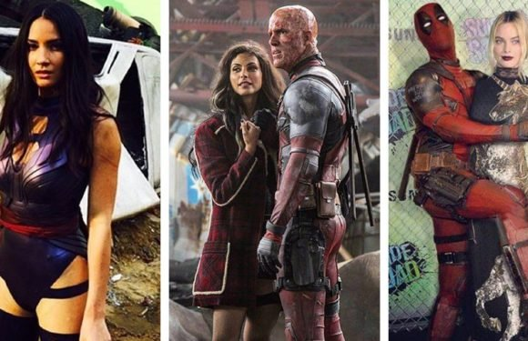 10 Pics Of Morena Baccarin That Show She's Perfect For Deadpool (And 10 Ladies Who Would Be Better)