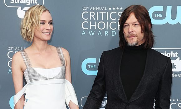 Diane Kruger Pregnant: Star Expecting 1st Child With Boyfriend Norman Reedus At Age 41