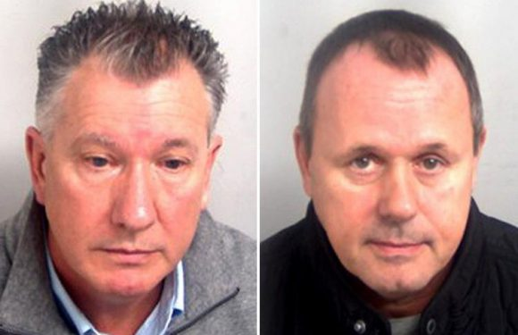 Two burglars snared after leaving traces of DNA on victim's toilet paper