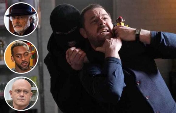 EastEnders viewers convinced they know who attacked Mick Carter in the pub after spotting these clues