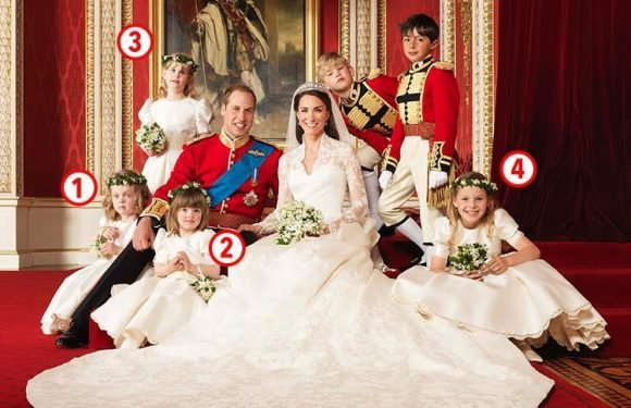 Remember Kate Middleton's adorable Royal Wedding bridesmaids? Here's what they look like now