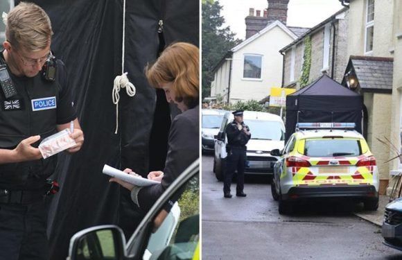Man, 22, arrested on suspicion of murder after body of 'female relative' found in East Sussex home