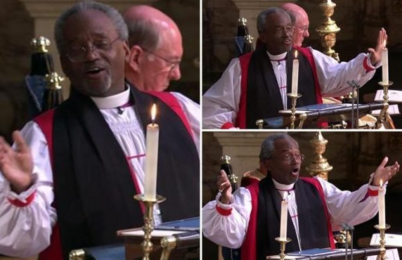 Read the full inspirational Royal Wedding sermon by American Bishop Michael Curry in all its glory