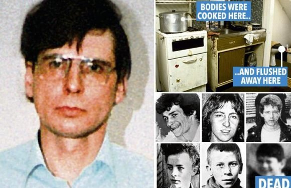 Dennis Nilsen dead at 72 — Serial killer who murdered 15 men and boiled their bodies dies in prison