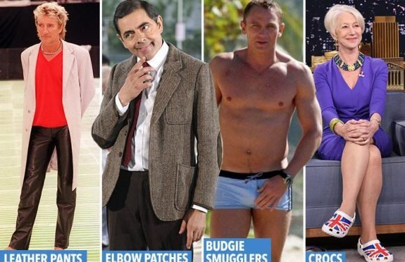 Brits reveal their most hated items of clothing – and it's bad news for budgie smugglers and leather trousers