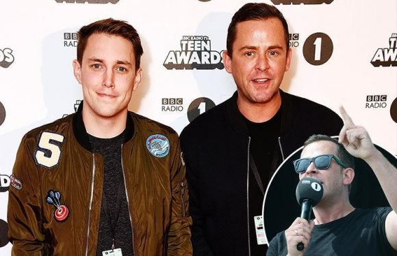 Scott Mills reveals plans for a whole WEEK of stag parties for Radio 1 co-host Chris Stark