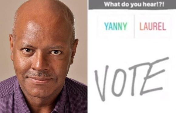 Actor who recorded Yanny vs Laurel voice clip reveals what word he really said