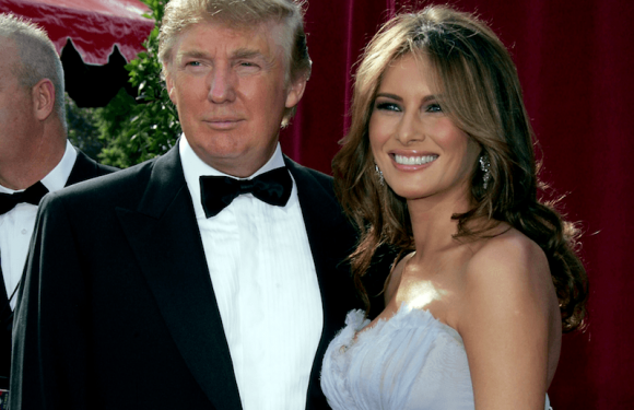 All of the Puzzling Things Donald Trump Has Said About Melania Trump