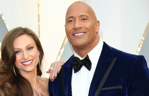 Dwayne Johnson Announces The Birth Of Daughter Tiana On Instagram