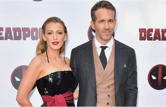 Blake Lively Kept Everything on Theme For the Deadpool 2 Premiere — Down to Her Sexy Shoes