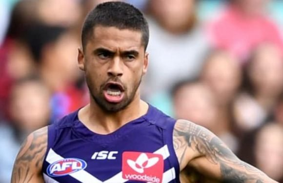 Brad Hill dumped as leader at Dockers