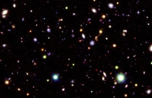 Astronomers Have Discovered The Most Distant Oxygen Ever Found In Space In Galaxy MACS1149-JD1