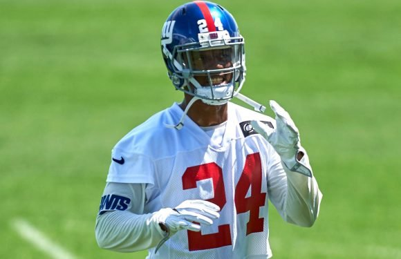 Eli Apple vows to change 'everything' on positive Day 1
