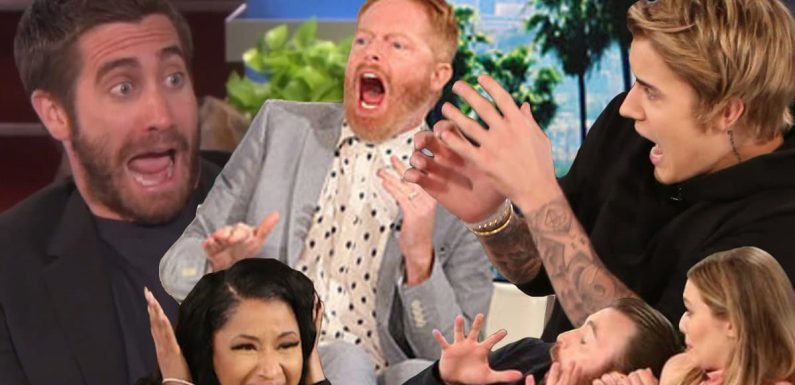 58 Times Ellen DeGeneres Scared the Hell Out of Famous People