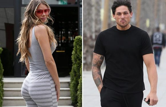 Towie's Chloe Sims is dating newbie Dean Ralph just weeks after he romanced Amber Turner
