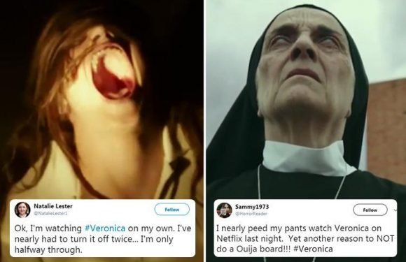This Netflix horror film inspired by a true story is so scary people are turning it off halfway through