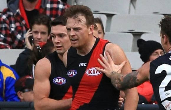 Under-fire Bomber Goddard defends his low tackle count