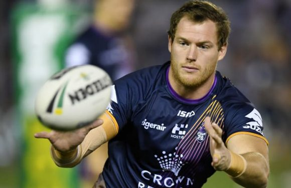 Knights sign State of Origin forward on three-year deal
