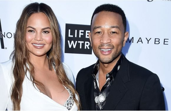 Chrissy Teigen and John Legend Welcome Their Second Child