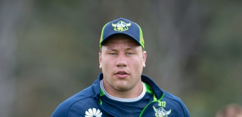 Shannon Boyd hopeful of staying with the Canberra Raiders