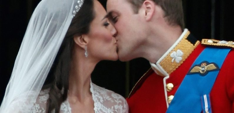 Every Royal Wedding Dress In British History