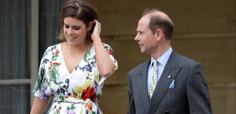 Princess Eugenie Wore a Floral Dress That Even Miranda Priestly Would Find Groundbreaking