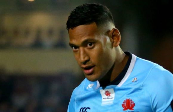 Israel Folau is embarrassing the game, and it's almost time he moved on