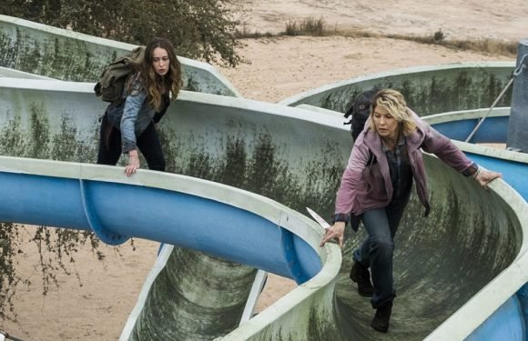 'Fear the Walking Dead' Sneak Peek Shows What Happens When Walkers Take Over a Water Park (Exclusive)