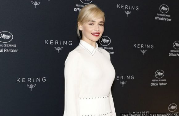 Emilia Clarke Gets Game of 'Thrones'-Inspired Dragon Tattoo