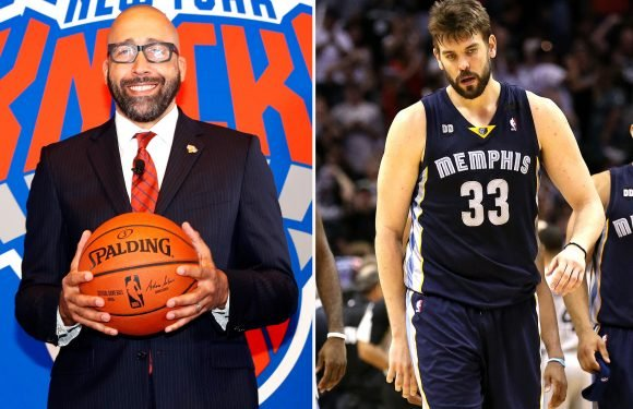 How David Fizdale turned Marc Gasol feud into selling point