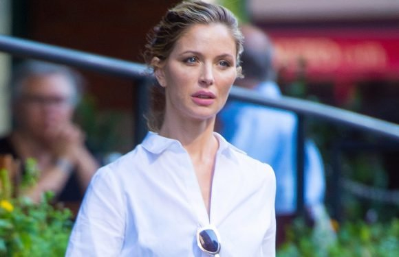 Georgina Chapman's driver arrested for alleged scuffle with photographer