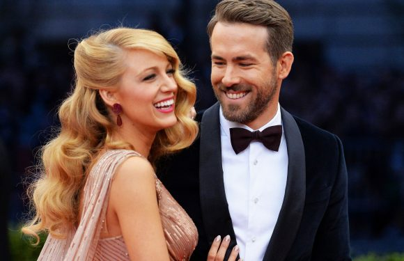 Blake Lively Hilariously Trolls Ryan Reynolds And Hugh Jackman's Instagram Photo