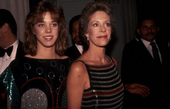 Carol Burnett opens up about her daughter's death