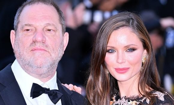 Georgina Chapman Opens Up About Harvey Weinstein, and Why She Cries for Their Kids