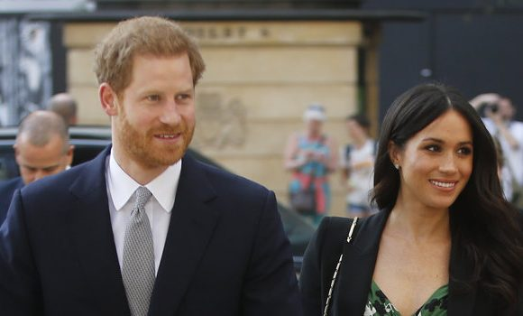 This Couple Looks So Much Like Meghan and Harry, It's Kind of Creepy